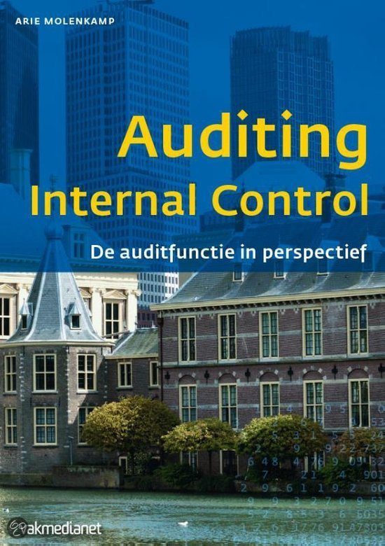 boek auditing internal control